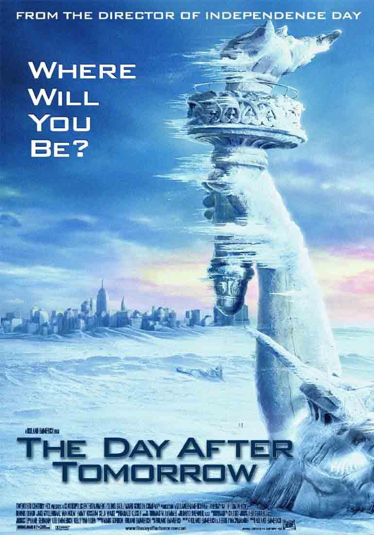 The Day After Tomorrow Filmbankmedia
