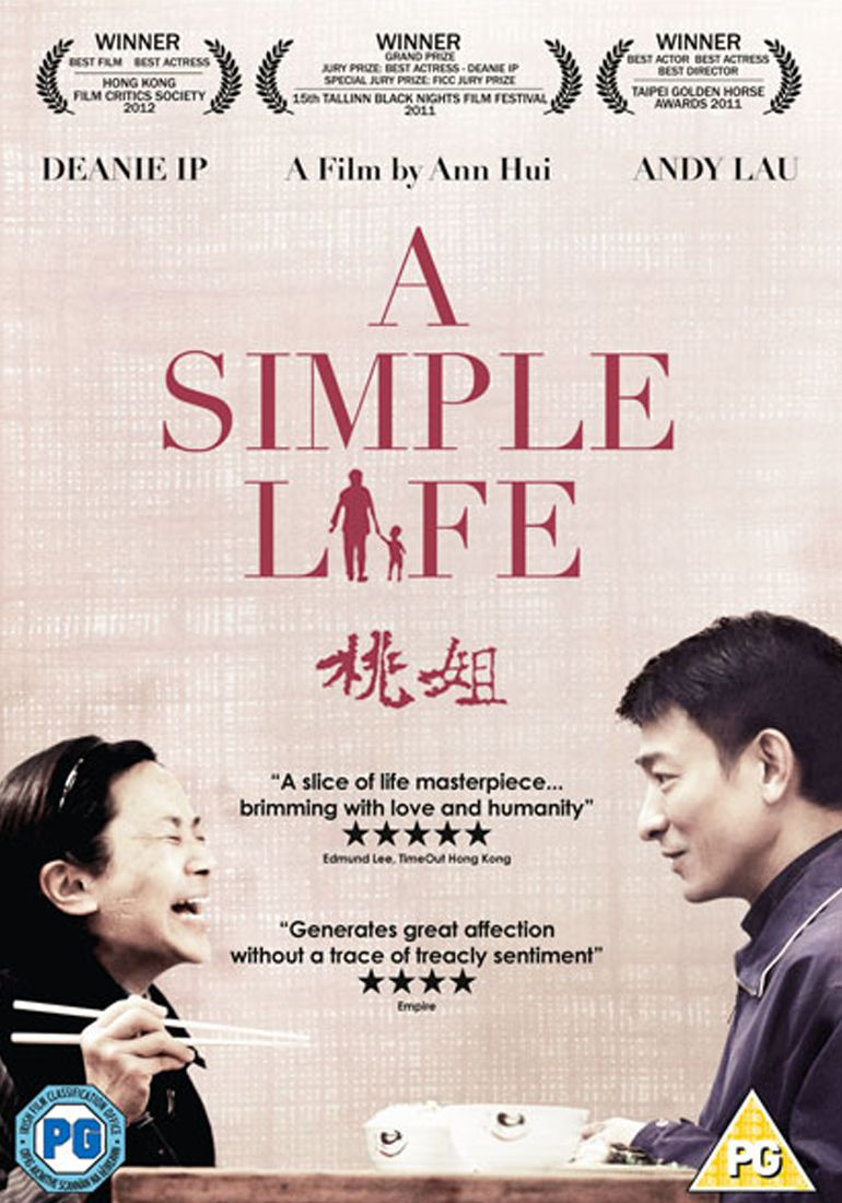 an analysis of the film a simple life The only way out is via a huge and radical transition to the simpler way  even  now, footprint analyses indicate that the world is consuming.