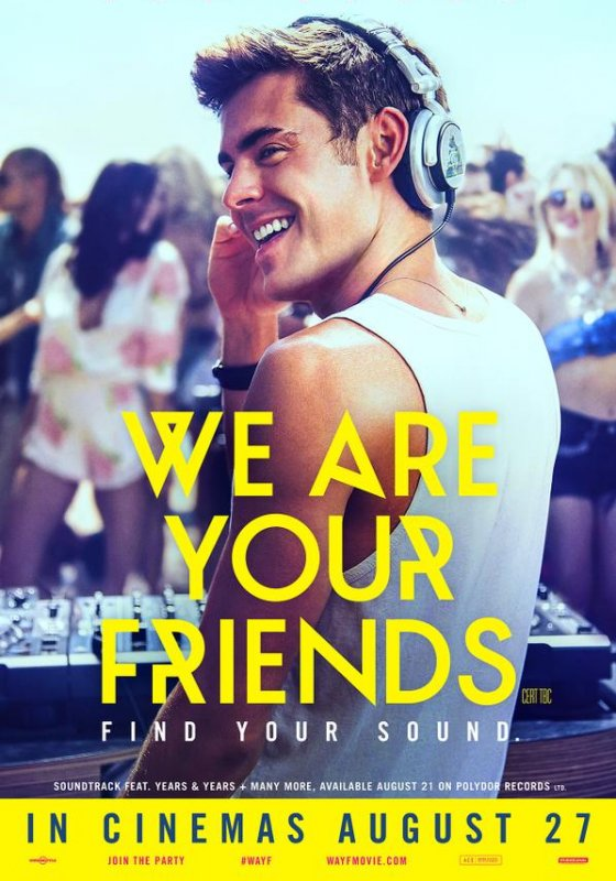 We Are Your Friends Kkiste