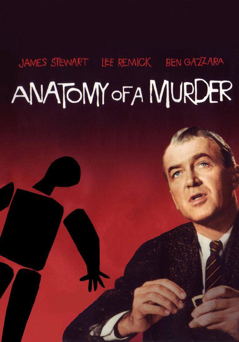 ANATOMY OF A MURDER - Filmbankmedia