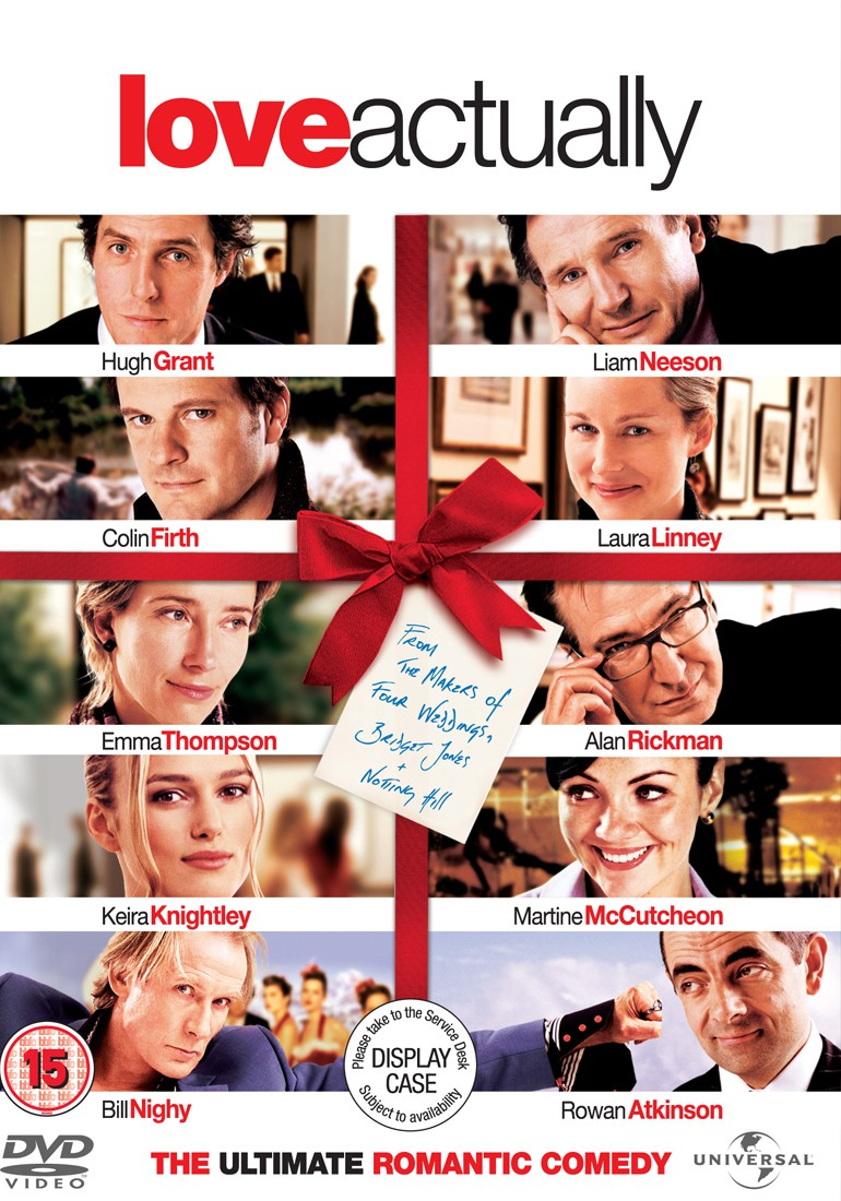Image result for love actually poster