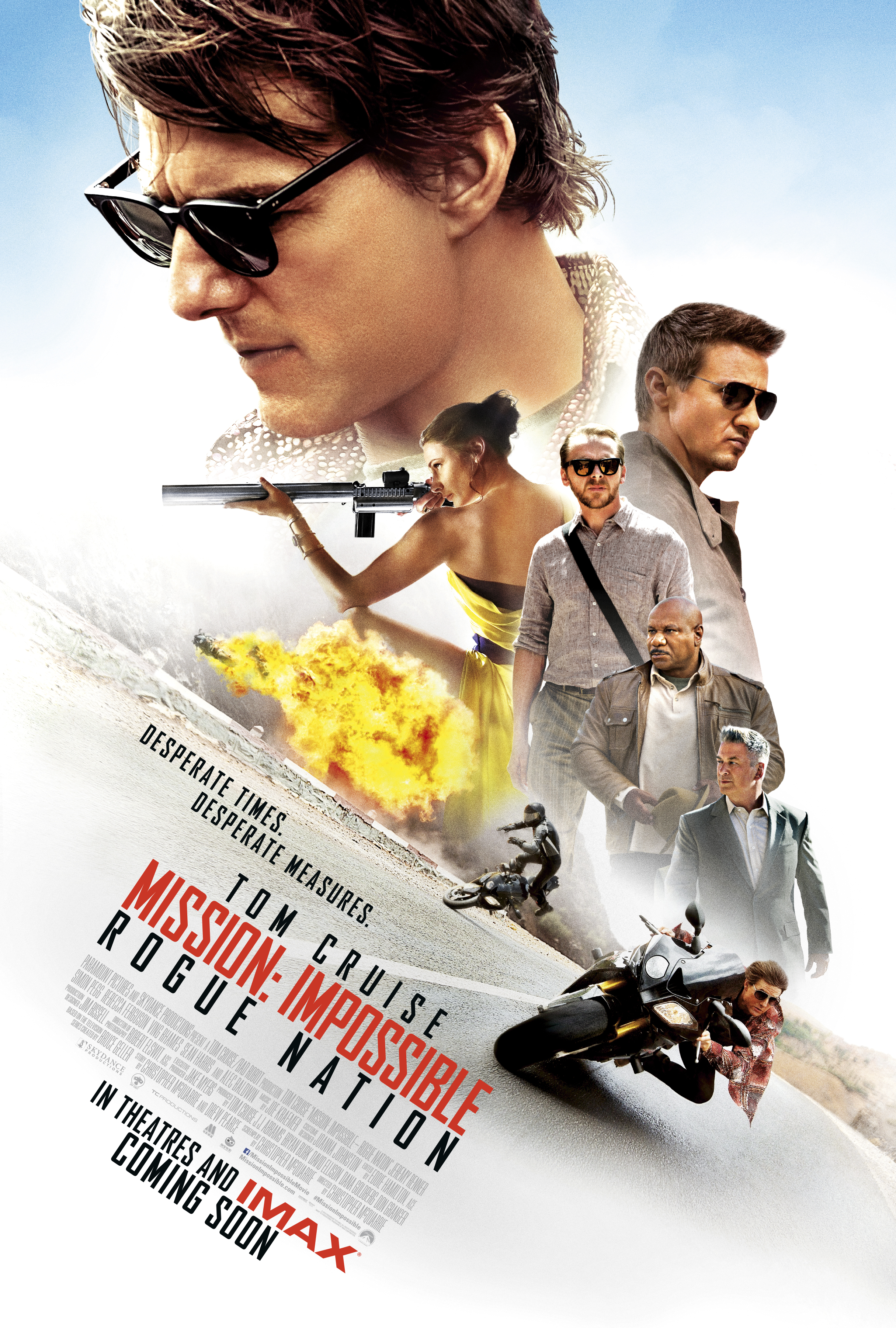 Mission Impossible 5 Kinox