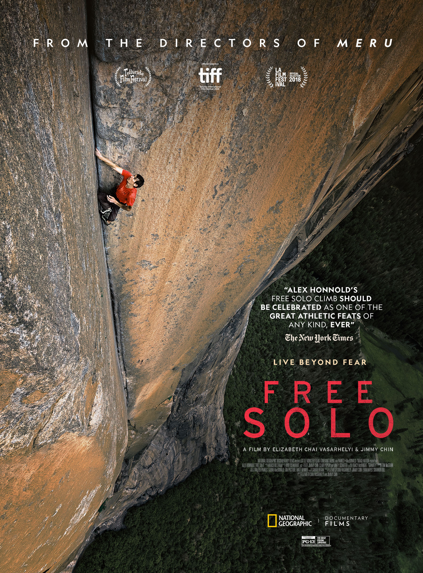 free solo national geographic uk tv