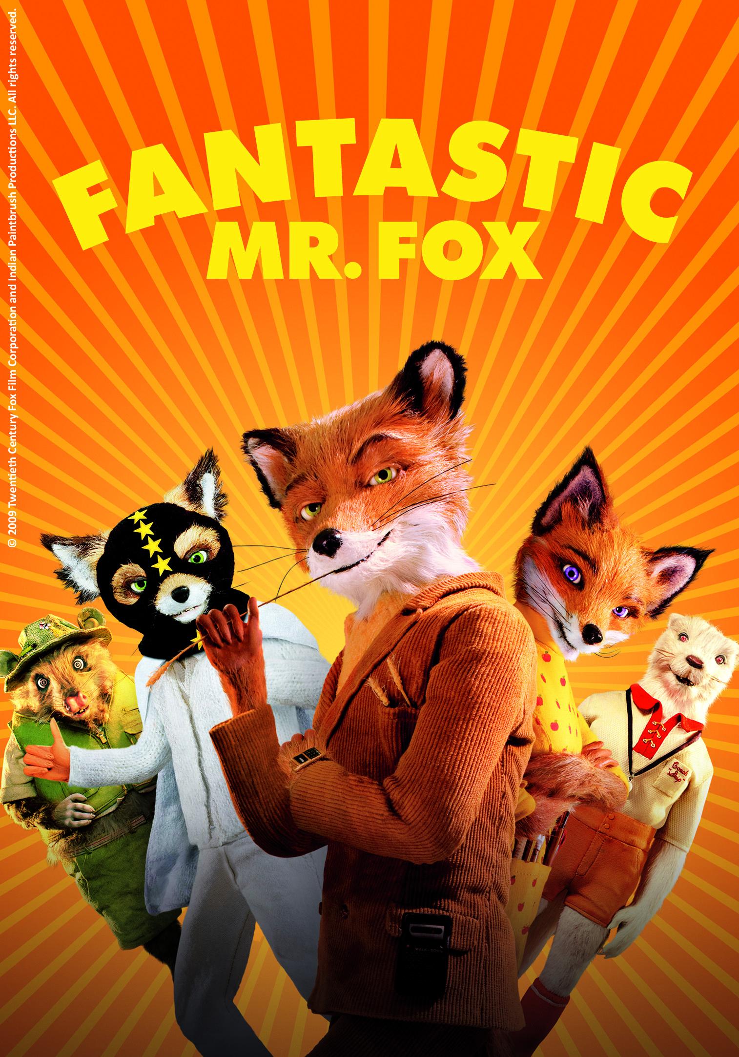 Fantastic Mr Fox Filmbankmedia