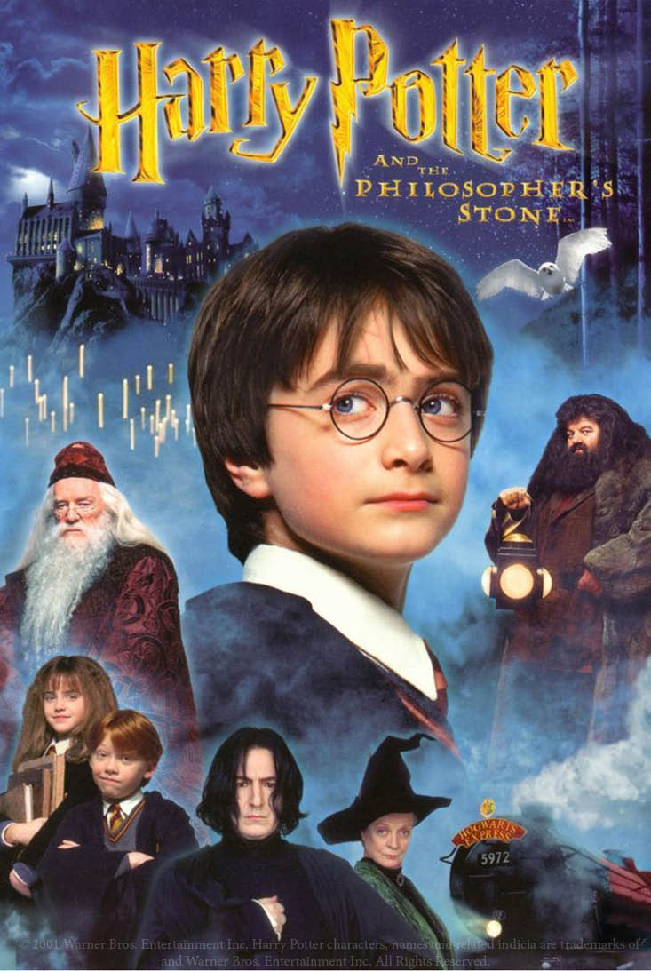 Harry Potter And The Philosophers Stone Special Approval