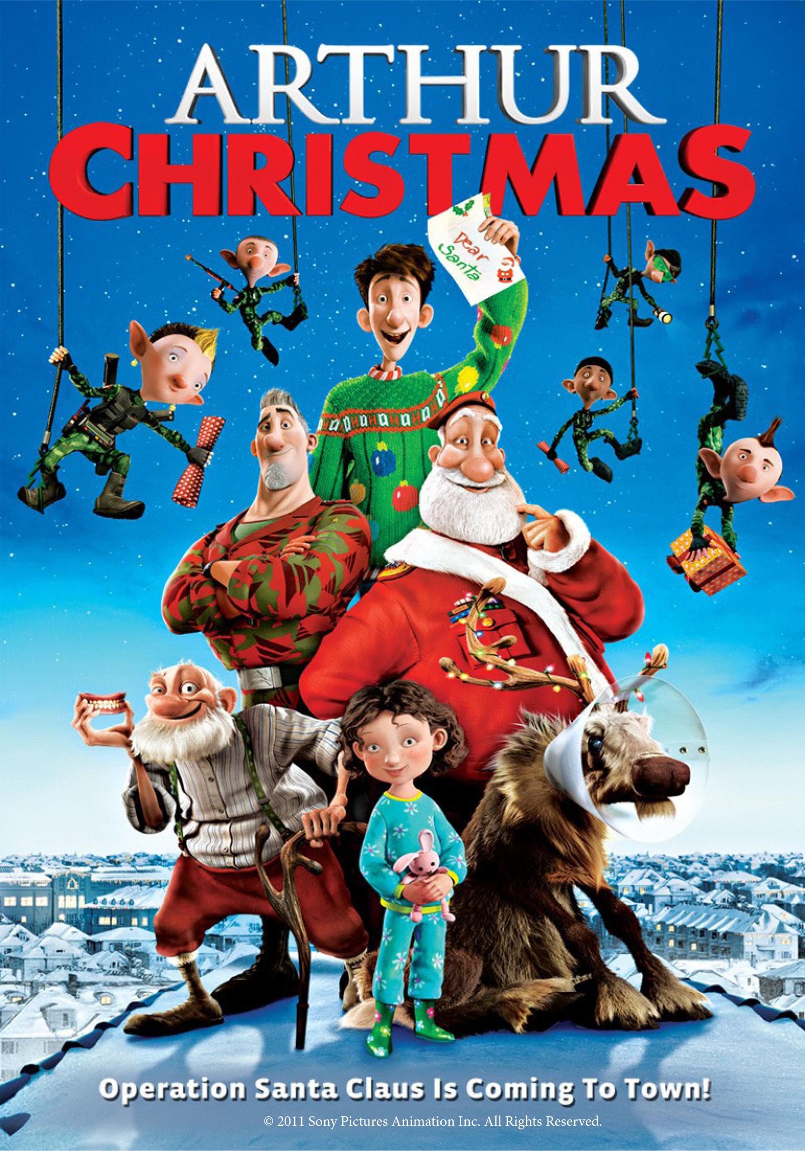 ARTHUR CHRISTMAS - Filmbankmedia